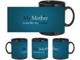 Best Mother Black Mug
