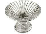 Silver Round Bowl- JO102SH